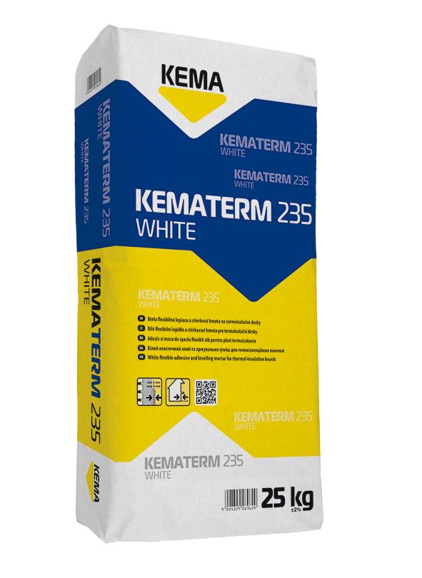 KEMATERM 235 WHITE